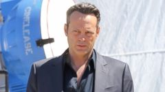 Vince Vaughn Gets to Work on True Detective