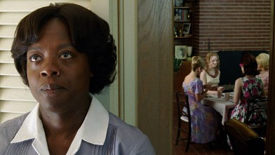"PHOTO: Viola Davis stars in ""The Help,"" a film adaptation of Kathryn Stockett's novel of the same name."