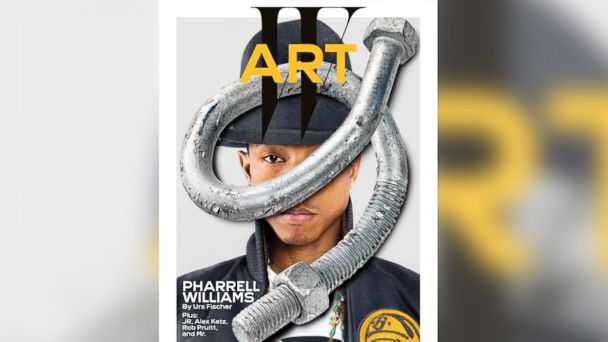ht w magazine pharrell kb 140507 16x9 608 Why Pharrell Williams Was Genuinely Shocked