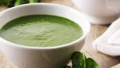 PHOTO: Irish Watercress Soup
