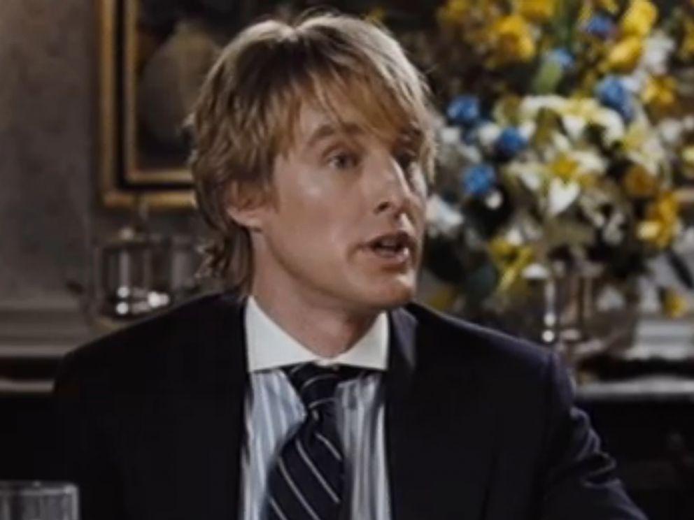 Photo Owen Wilson In Wedding Crashers