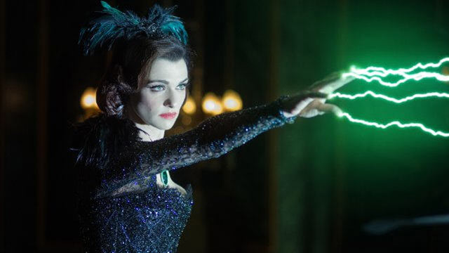 "PHOTO: Rachel Weisz is the witch, Evanora, in ""Oz the Great and Powerful."""