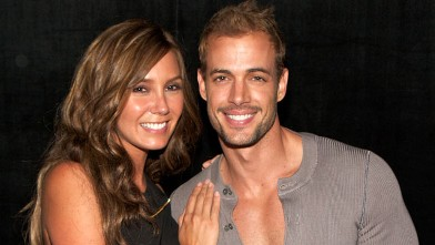 "PHOTO: Elizabeth Gutierrez and William Levy attend the premiere of ""Un Amante a la Medida"" at the Gusman Center for the Performing Arts, June 12, 2010 in Miami, Florida."
