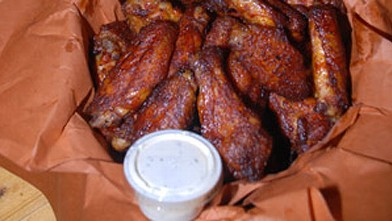 PHOTO: Hill Country Smoked Chicken Wings
