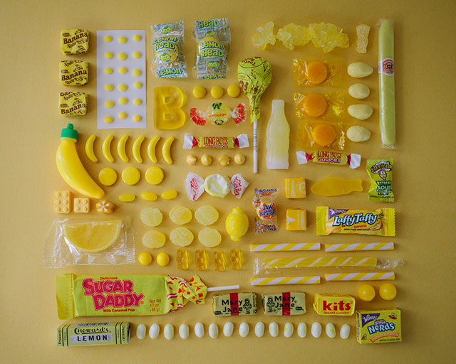 ht yellow emily blincoe sugar series lpl 130905 blog PHOTOS: All The Candies of The Rainbow