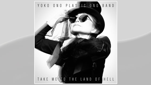 "PHOTO: Yoko Ono's ""Take Me To The Land of Hell."""