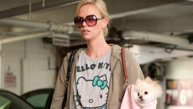 "PHOTO: Charlize Theron stars in ""Young Adult""."