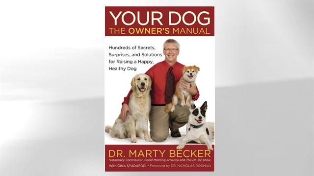 PHOTO:&nbsp;Dr. Marty Becker's &quot;Your Dog&quot; is shown here.