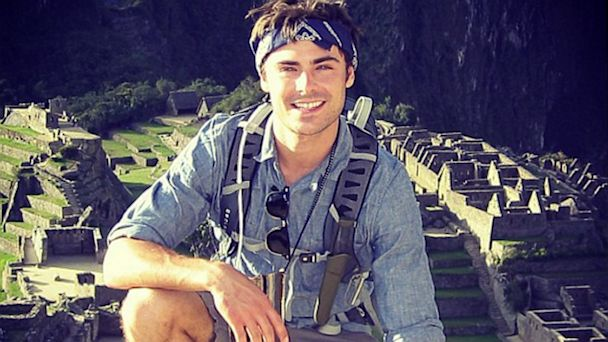ht zac efron instagram sober thg 130927 16x9 608 Zac Efron Posts Healthy Looking Photo, Thanks Fans for Support