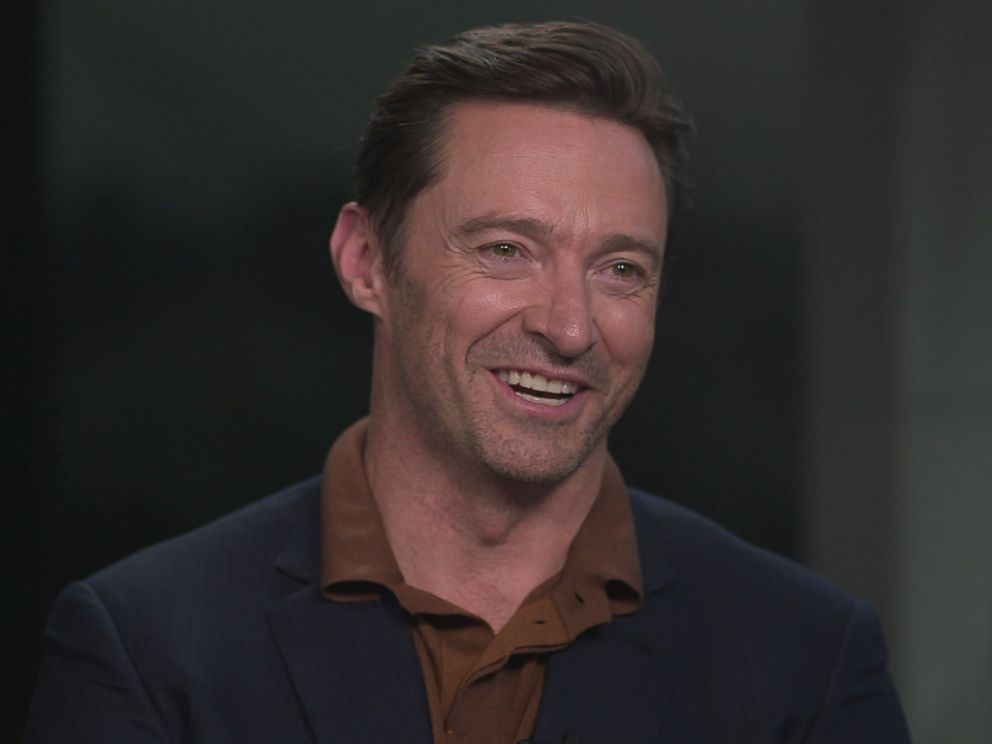 Hugh Jackman says 'The Greatest Showman' was 'tougher physically' than 'Logan'