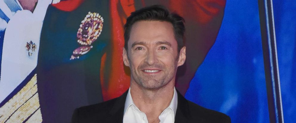 PHOTO: Hugh Jackman is seen attending at red carpet of The Greatest Showman film premiere in Mexico City, on Dec. 12, 2017.
