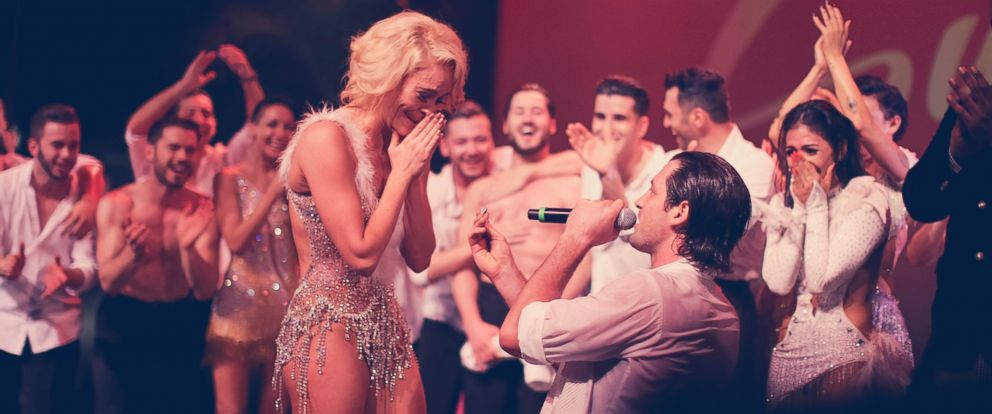 'DWTS' Maksim Chmerkovskiy and Peta Murgatroyd Engaged