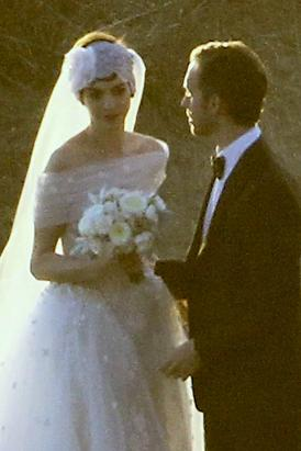 Anne Hathaway Marries Adam Schulman