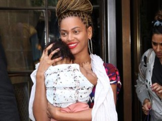 Photos: Beyonce's Blue Ivy Gets Bigger