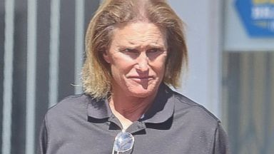 Bruce Jenner Grows His Hair Longer