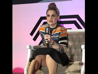 Photos: Kelly Osbourne's Unladylike Oops