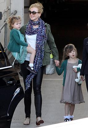 Nicole Kidman's Daughters Are So Grown Up!