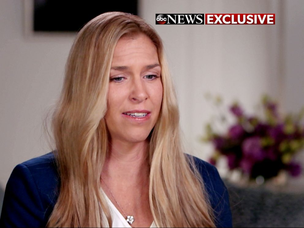 PHOTO: Melanie Kohler, who accused filmmaker Brett Ratner of rape, told ABC News she will not be silenced, despite being slammed with a defamation lawsuit.