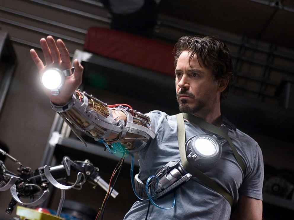 PHOTO: Robert Downey Jr. in Iron Man, 2008.