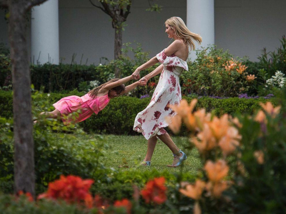 Ivanka Trump felt postpartum depression hindered her 'potential' as a parent