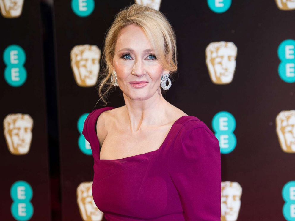 PHOTO: J.K. Rowling attends the 70th EE British Academy Film Awards (BAFTA) at Royal Albert Hall, Feb. 12, 2017 in London.