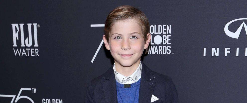PHOTO: Jacob Tremblay attends the HFPAs and InStyles Celebration of the 2018 Golden Globe Awards Season and the Unveiling of the Golden Globe Ambassador at Catch, Nov. 15, 2017 in West Hollywood, Calif.