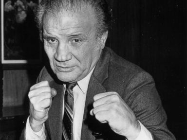 Jake LaMotta, boxing legend and inspiration for 'Raging Bull,' dead at 95