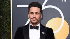 'PHOTO: James Franco arrives1_b@b_1the 75th annual Golden Globe Awards in Beverly Hills, Calif., Jan. 7, 2018.' from the web at 'http://a.abcnews.com/images/Entertainment/james-franco-ap-ml-180111_16x9t_240.jpg'