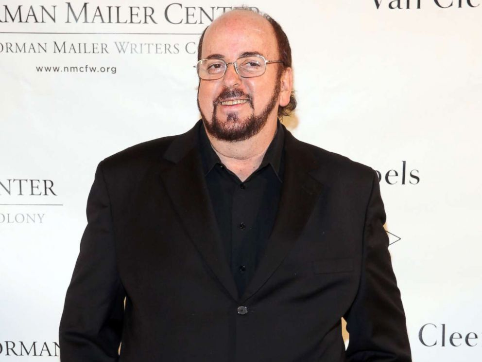 PHOTO: James Toback at the Sixth Annual Norman Mailer Center and Writers Colony Benefit Gala Honoring Don DeLillo, Billy Collins, and Katrina vanden Heuvel at the New York Public Library, Oct. 27, 2014 in New York City.