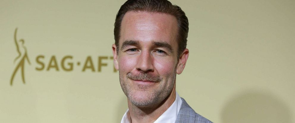 PHOTO: James Van Der Beek attends The Hollywood Reporter and SAG-AFTRA Inaugural Emmy Nominees Night at the Waldorf Astoria Beverly Hills on Sept. 14, 2017 in Beverly Hills, Calif.