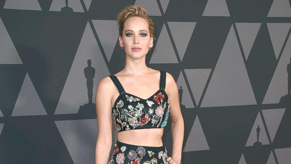 Jennifer Lawrence still not over the nude photo hack