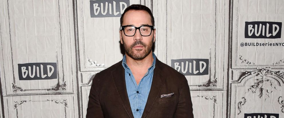 """PHOTO: Jeremy Piven participates in the BUILD Speaker Series to discuss the television series """"Wisdom of the Crowd"""" at AOL Studios on Oct. 31, 2017, in New York."""