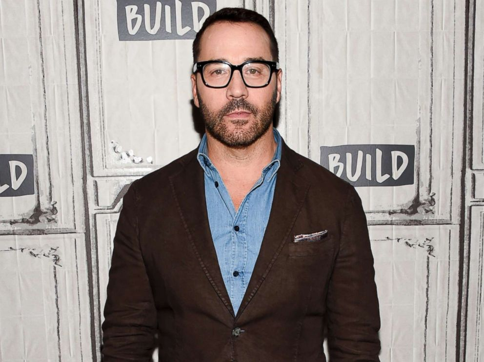 PHOTO: Jeremy Piven participates in the BUILD Speaker Series to discuss the television series Wisdom of the Crowd at AOL Studios, Oct. 31, 2017, in New York.