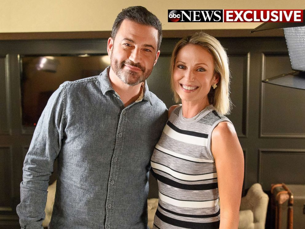Jimmy Kimmel brings 'Jimmy Kimmel Live' to Brooklyn