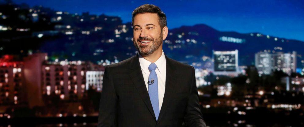 """PHOTO: Jimmy Kimmel on """"Jimmy Kimmel Live,"""" Sept. 28, 2017."""