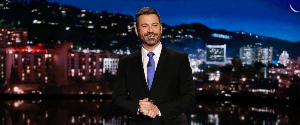 "PHOTO: Jimmy Kimmel appears on ""Jimmy Kimmel Live,"" Oct. 26, 2017."
