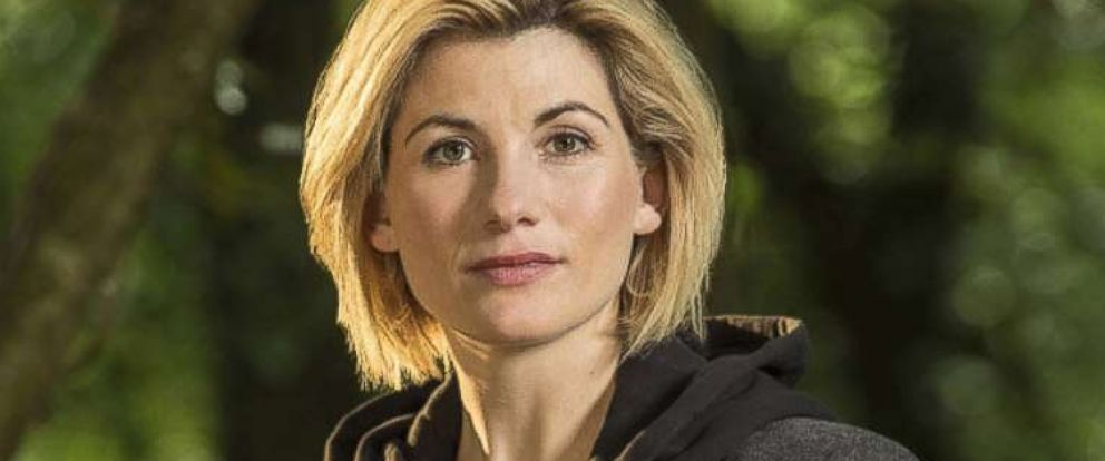 PHOTO: Jodie Whittaker portrays Doctor Who in the BBC series.