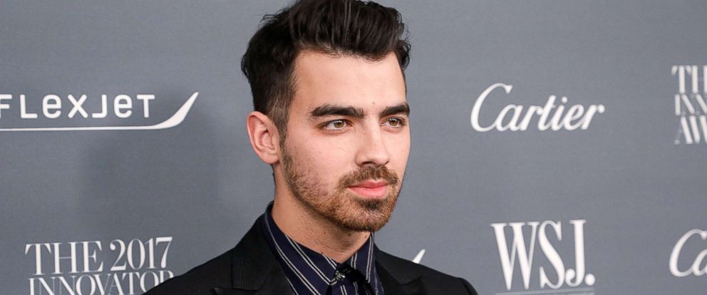 PHOTO: Joe Jonas attends the 2017 WSJ Magazine Innovator Awards at Museum of Modern Art, Nov. 1, 2017, in New York City.