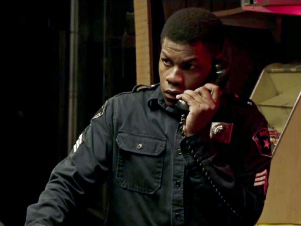 PHOTO: John Boyega, as Dismukes, in a scene from Detroit.