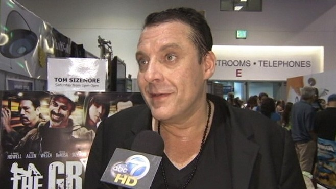 VIDEO: The actor's manager says Megan Wren wasn't Tom Sizemore's girlfriend.
