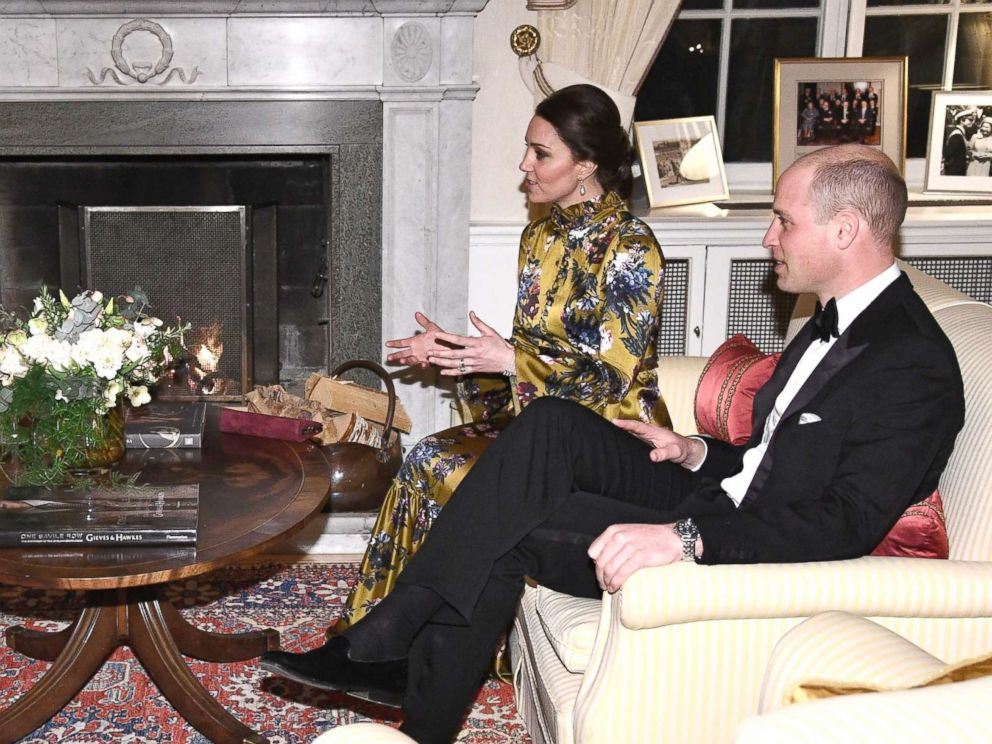 Princess Kate 39 S Style Team Keeps Her Looking Glamorous On