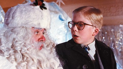 PHOTO: Peter Billingsley as Ralphie in &quot;A Christmas Story,&quot; 1983.