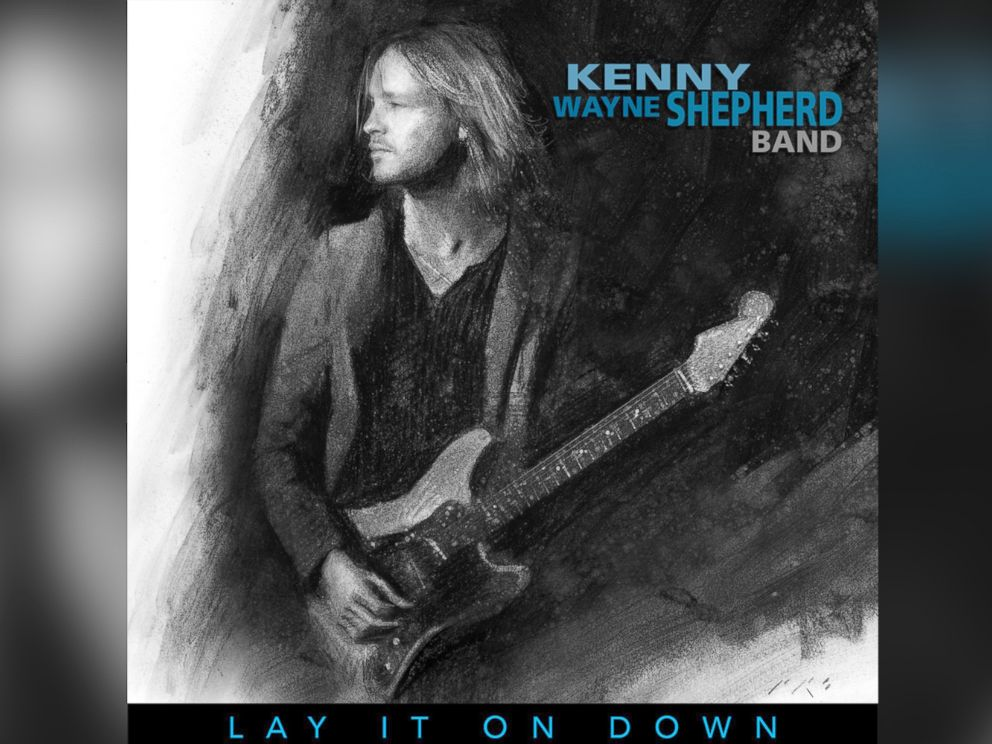 PHOTO: Kenny Wayne Sheperd Band - Lay it on Down.