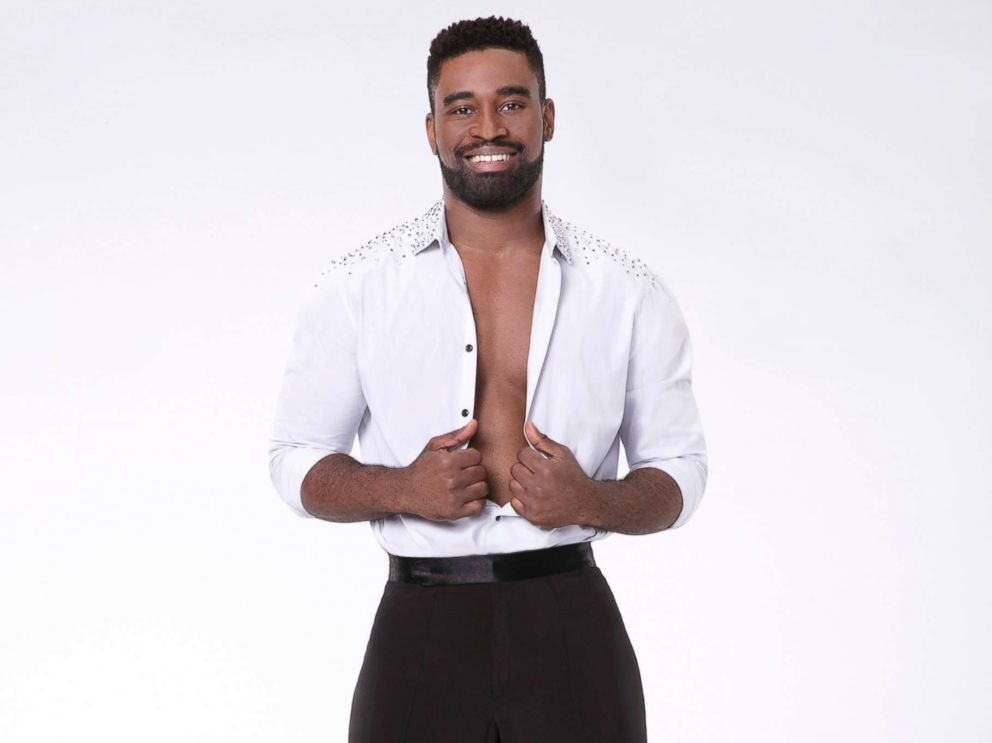 PHOTO: Pro dancer Keo Motsepe will appear on Dancing With The Stars.