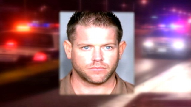 VIDEO: Douglas Brian Irvin Jr., 32, faces five counts of sexual assault in Las Vegas.