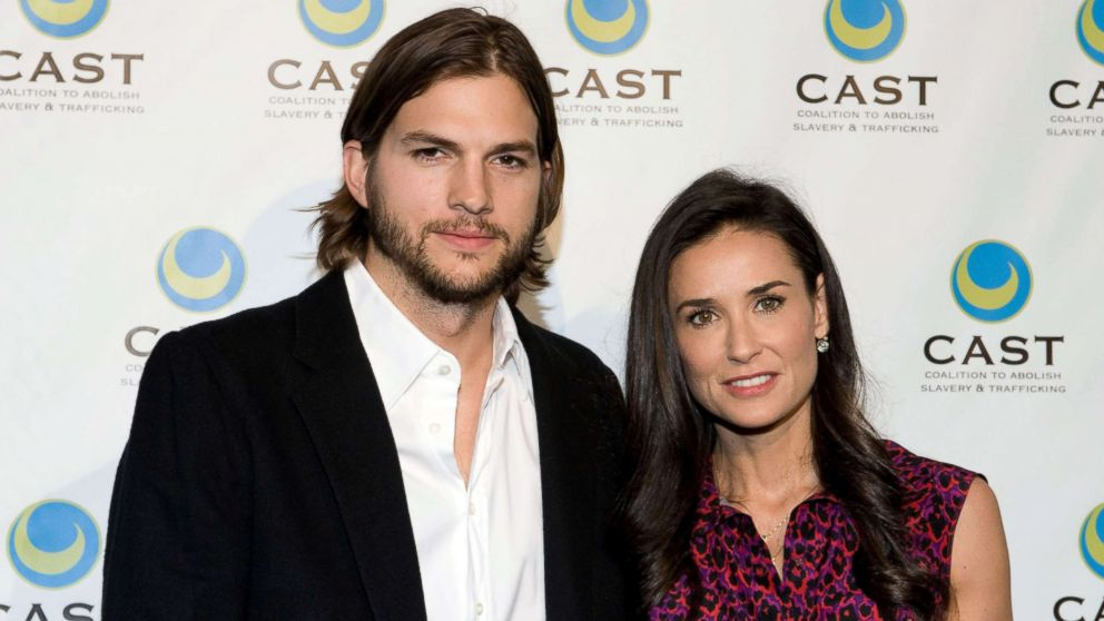 After Demi Moore divorce, Ashton Kutcher didn't eat for a week
