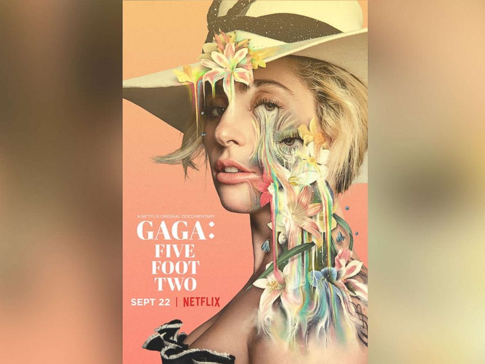 Lady GaGa Teases Her Upcoming Documentary 'Gaga: Five Foot Two'