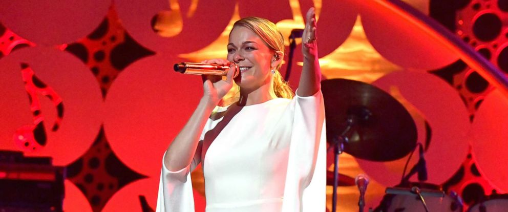 PHOTO: LeAnn Rimes performs on May 18, 2017, in Los Angeles.