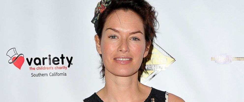 PHOTO: Lena Headey attends the 7th annual Milk + Bookies Story Time Celebration at California Market Center, April 17, 2016, in Los Angeles.