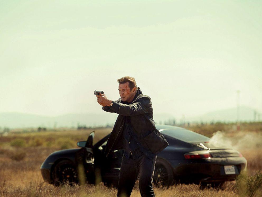 PHOTO: Liam Neeson in a scene from Taken 3.